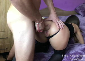 Black girls getting fucked in the ass