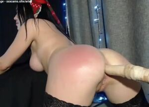 Spanking interview
