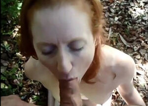 Teen sucks bbc